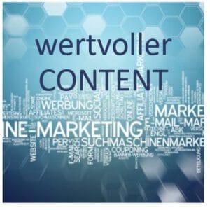 Online Marketing Content